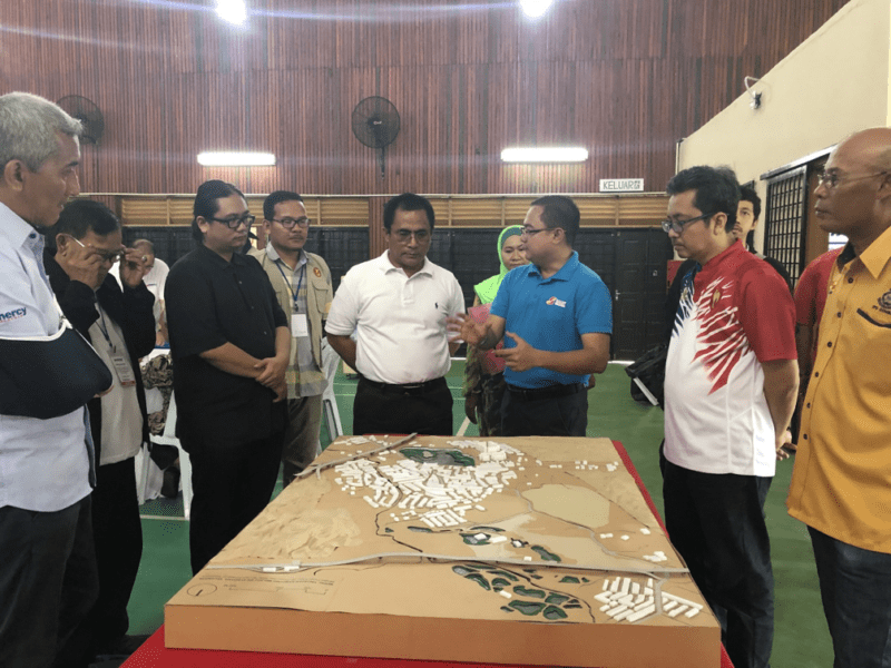 Community-Based Disaster Risk Management (CBDRM) Program in Kundang, Selangor