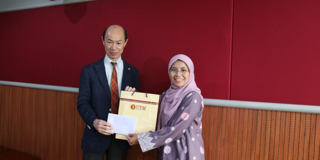 Tokyo University of Agriculture and Technology (TUAT) Visits UTM Kuala Lumpur