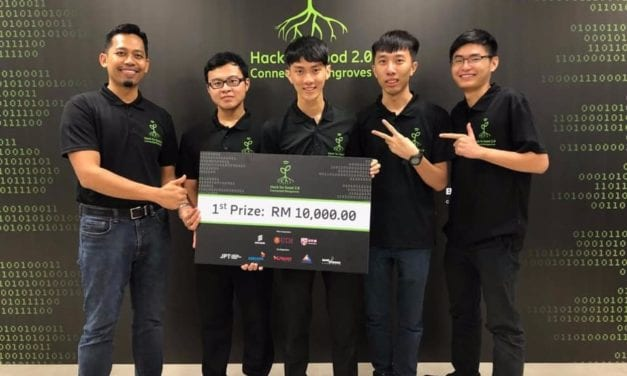 UTM Team H2O Won First Prize in Hack for Good 2.0 Competition