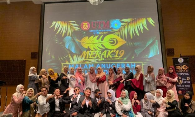 Kolej Tun Dr.Ismail Appreciation Dinner 2019 (MERAK'19)