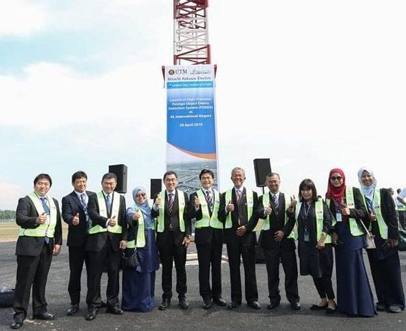 UTM Develops High-Precision Foreign Object Debris Detection Systems to Strengthen Operational Safety in KLIA