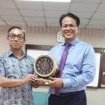 Jabatan Sains Matematik, FS UTM Raikan Persaraan Dato' Prof. Dr. Mohd Ismail