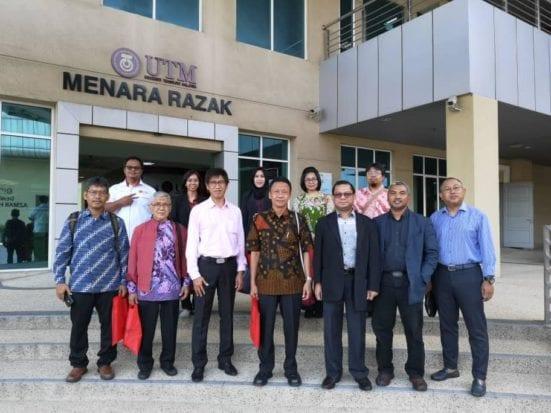 Sekolah Vokasi Universitas Diponegoro – FTIR Erat Kerjasama Antarabangsa