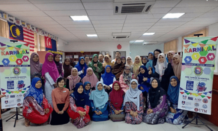 FSSH Lecturers Invited To Conduct STEM Workshop For Johor Stem Carnival 2019