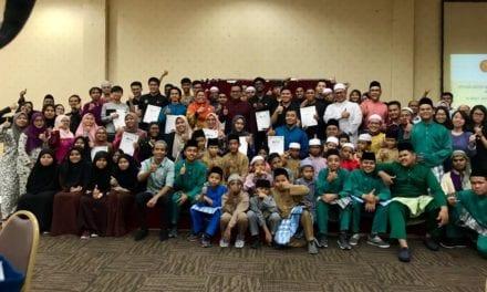 Majlis Iftar 5ETP Raikan Anak-anak Rumah Kebajikan Raudhatul Maryam