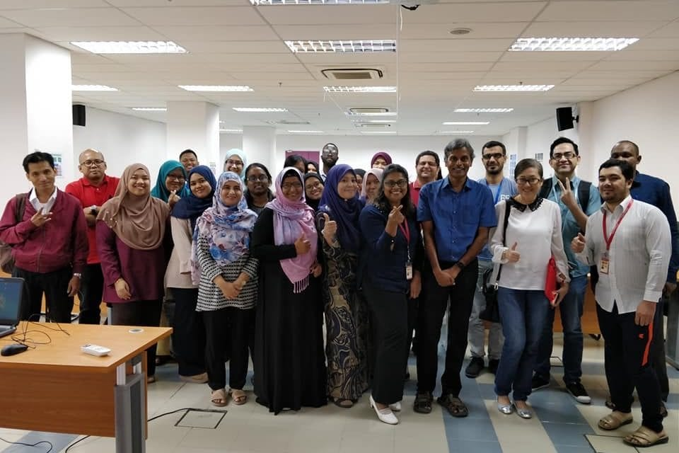 UTM received a visit from Fulbright Senior Specialist from USA