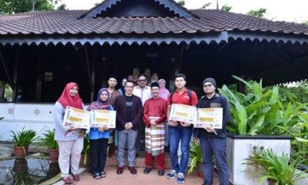 CCINUTM bantu Mahasiswa Sabah & Sarawak 'Balik Kampung'