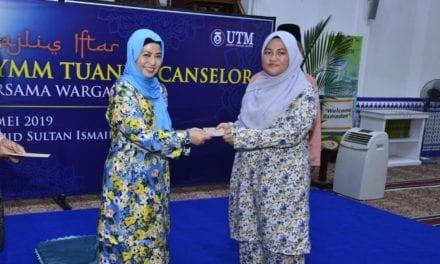 Dana Wakaf Pendidikan UTM Kutip Dana Lebih RM2 Juta