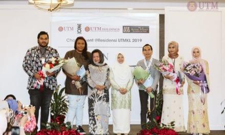 UTM dan MBDA Anjur Program Amal Fesyen Santun Untuk Perkasa Pereka Bumiputera dan Promosikan UTM