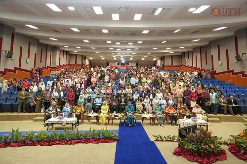 Permaisuri Johor Menjadi Penaung RZS-CASIS Melancarkan Kursi Pemikiran Islam Syed Muhammad Naquib Al-Attas