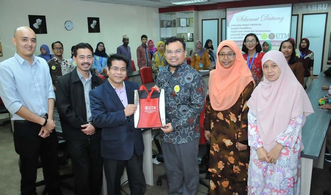 International Educational Visit Program from Universitas Negeri Jakarta