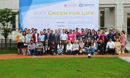 GOP SKM 2019 – International Graduate Summer School at the China-UK Low Carbon College