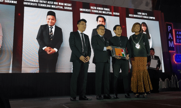 UTM Architecture Students Won Half of the Total Number of Student Awards at PAM Annual Dinner and Awards Ceremony 2019