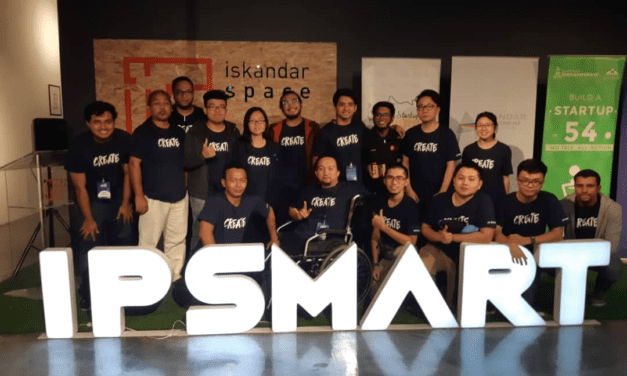 "5 UTM Students Won Techstars Startup Weekend Iskandar Puteri @ IPSmart ""CREATE"" 2019"