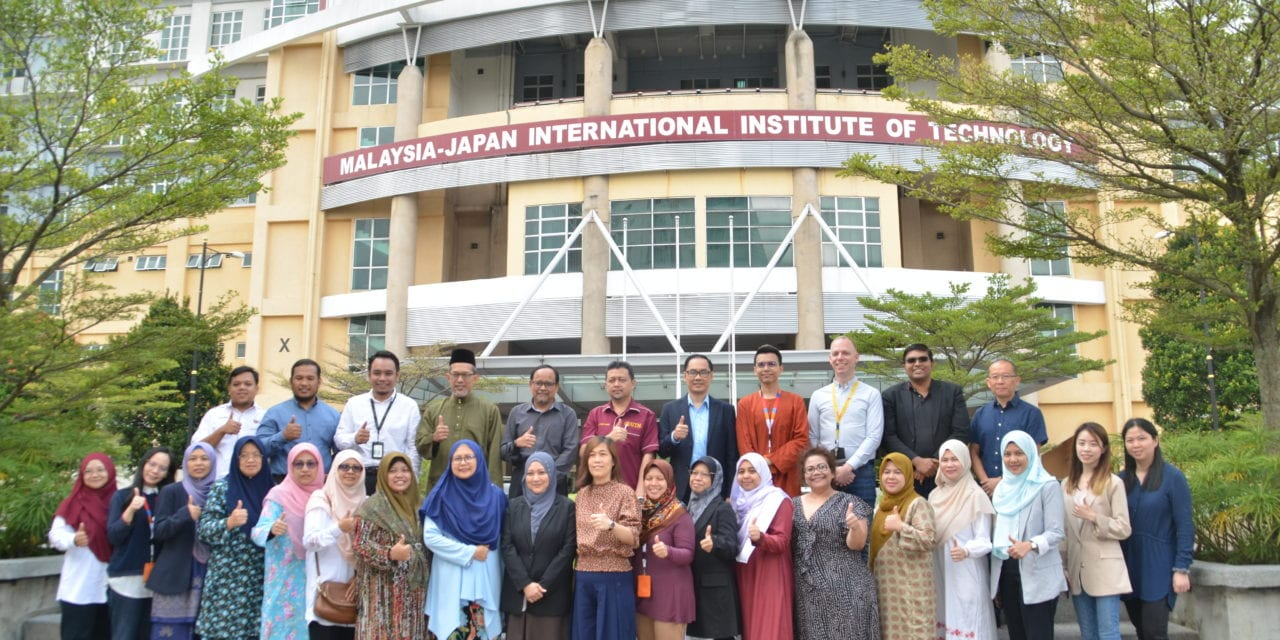 UTM 2u2i Workshop Successfully Enhancing University – Industry Collaboration