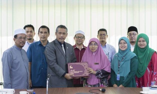 Unit Pusat Khidmat Keluarga, Sosial & Komuniti, JAKIM Kunjungi UTM Tinjau KSKCareCentre
