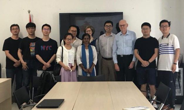 UTM-Tsinghua University tandatangani LoC kerjasama bidang Remote Sensing