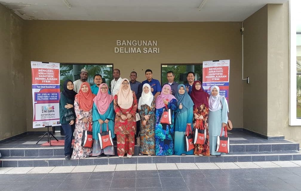 Scientific Creativity Through STEM Activities Shake Polytechnic Mersing