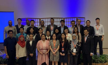 2019/2020 ASEAN Science & Technology Fellowship kicked-off in Bali