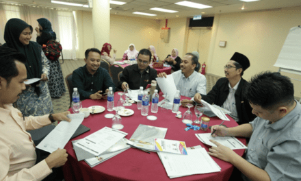 UTM Organised M4E Program – Becoming an Outstanding Mentor