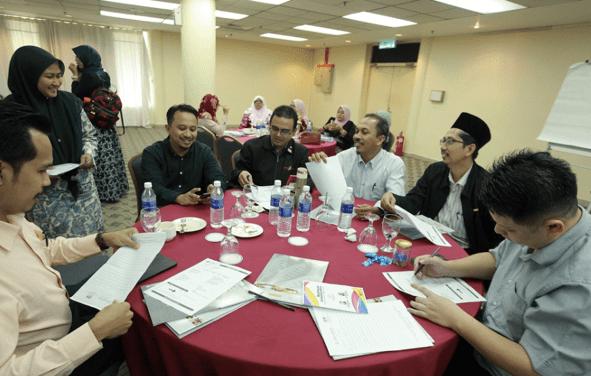 UTM Organised M4E Program – Becoming an Outstanding Mentor