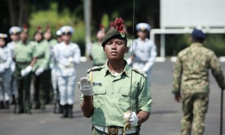 'Survive' Hanya Dengan Beras dan Tiga Batang Mancis, Pengalaman Latihan di Palapes Bentuk Jati Diri Mahasiswa UTM