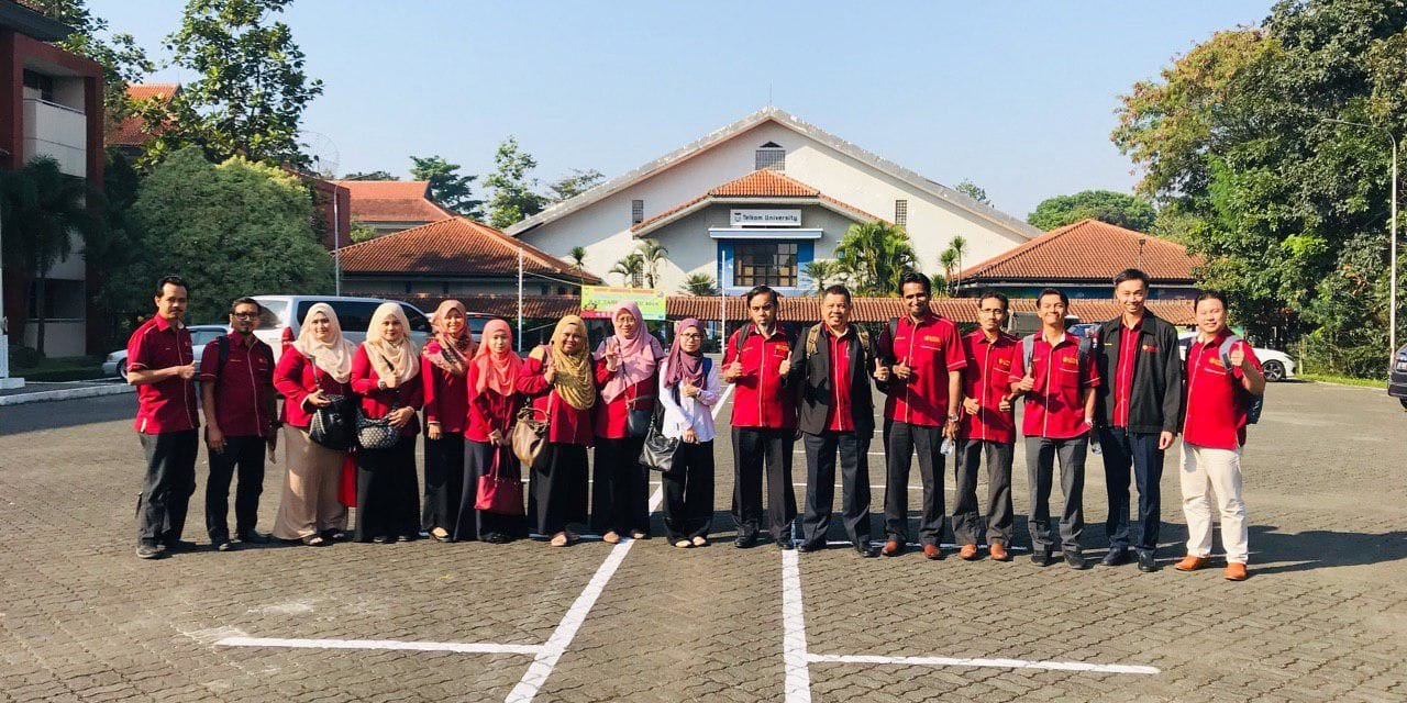 Technical Visit to Institute Technology Bandung and Telkom University