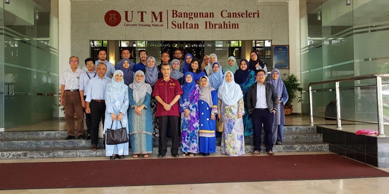 Fakulti Sains Menjuarai Anugerah Kualiti Akademik (AKA) UTM Sempena Majlis Citra Karisma 2019