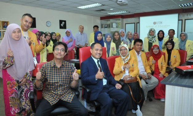School of Education Welcomes Visit by Lecturers and Students of Universitas Negeri Padang