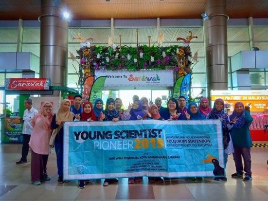 Program Perintis Saintis Muda 2019 Cermin Usaha UTM Semarakkan STEM