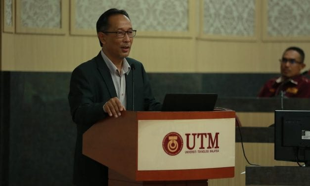 Always a challenge and opportunity in Malaysia water R&D – Prof. Dr. Zulkifli Yusop