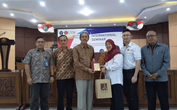 Architectural Experts Invited as Keynote Speakers at The Annual International Seminar Organized by Universitas Subang, West Java, Indonesia.