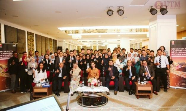 24 Pelajar UTM Terpilih ke Axiata Young Talent Programme ULDP 2.0