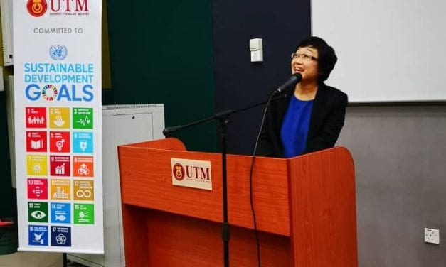 Opening ceremony for UTM MyTREE Summer School (SS14) In Conjunction with 2nd International Seminar on Sustainability & Resource Recycling (iSSRR)