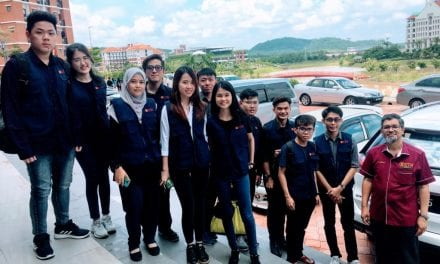 UTM Faculty of Science Students Won Awards at Xiamen Malaysia University Mathematics (XMUM) Competition