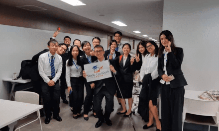 Hired in Japan: Another MJIIT UTM Success Story