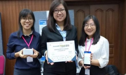 UTM Students Won Innovate Malaysia Design Competition 2019