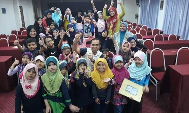 Pusat Islam UTM anjur tiga program pembangunan minda sempena cuti sekolah
