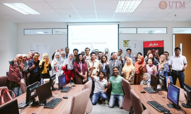 UTM and Air Asia jointly organised Google Cloud Study Jams
