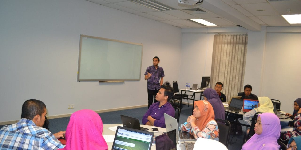 Systematic Literature Review Workshop