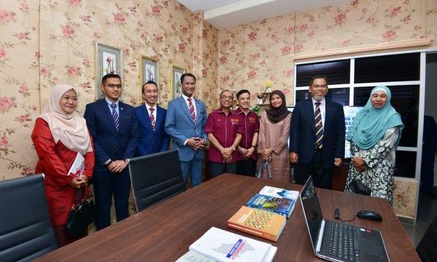 Program Khas untuk Pegawai Perkhidmatan Tadbir Negeri Johor di FABU Iktiraf Kualiti Akademik UTM