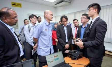 UTM Spin-Off Company to Collaborate with Industries for R&D in Industrial Purposes AI Technology