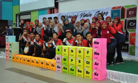Karnival Kimia Johor 2019 Menarik Penyertaan Terbesar dalam Sejarah
