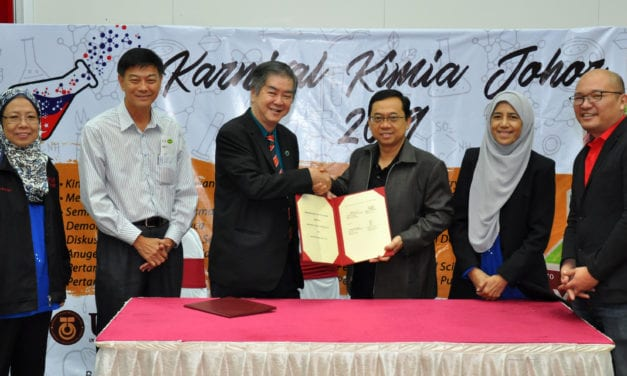 UTM-IKM to continue to work together for the Advancement of Chemistry Professions in Malaysia