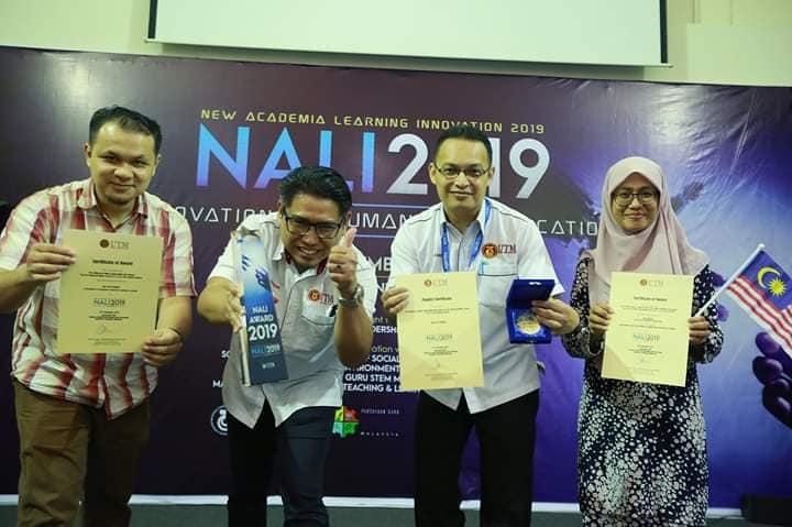 SKT Penerima Anugerah NALI 2019