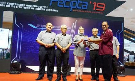 23 Penyelidik UTM Cemerlang Rangkul Pingat di PECIPTA 2019