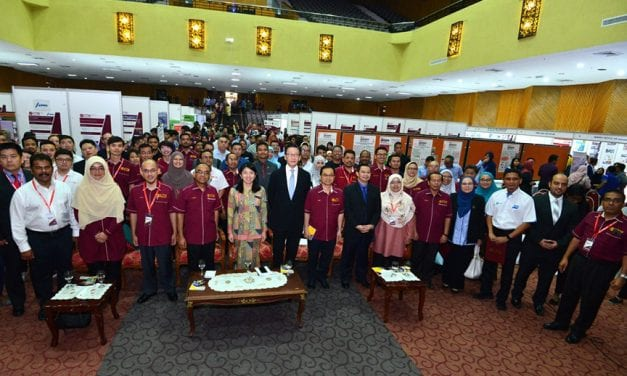 UTM Engineering-Industry Innovation Day 2019 the biggest program ever organized
