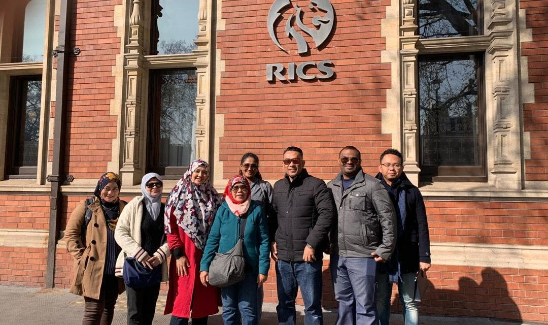 MSC Construction Contract Management Students Learnt Contract First-hand Through Visit to UK