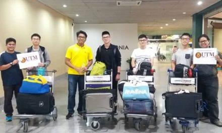 Persiapan dan Sambutan Meriah UTM Sempena Kemasukan Mahasiswa Baharu Sesi 2019/2020