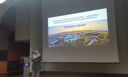 Prof. Sevia delivers talk at MAG 2019 Safety Day